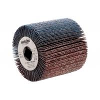 Ламельные шлифовальные валики METABO (круги, щетки), 105x100 мм P40 (623477000)